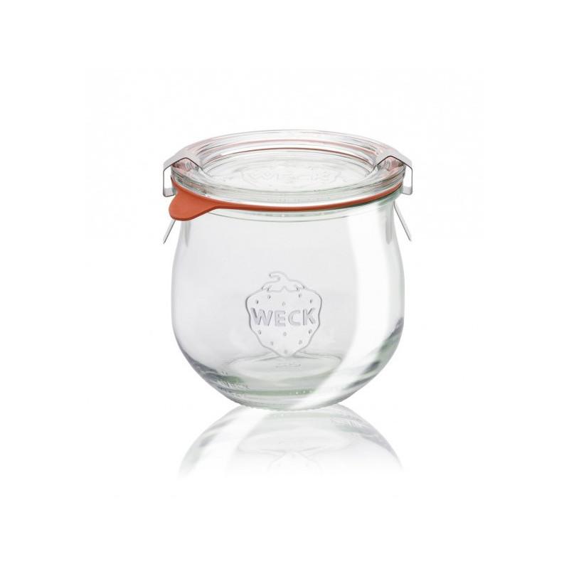 Tarro de cristal Tulip 370 ml Weck