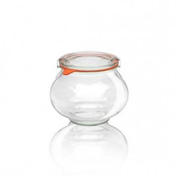 Tarro de cristal Deco 560 ml Weck