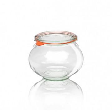 Tarro de cristal Deco 1062 ml Weck