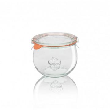 Tarro de cristal Tulip 580 ml Weck