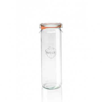 Tarro de cristal Cilindro 600 ml Weck