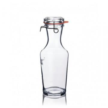 Botella de cristal 1000 ml Luigi Bormioli