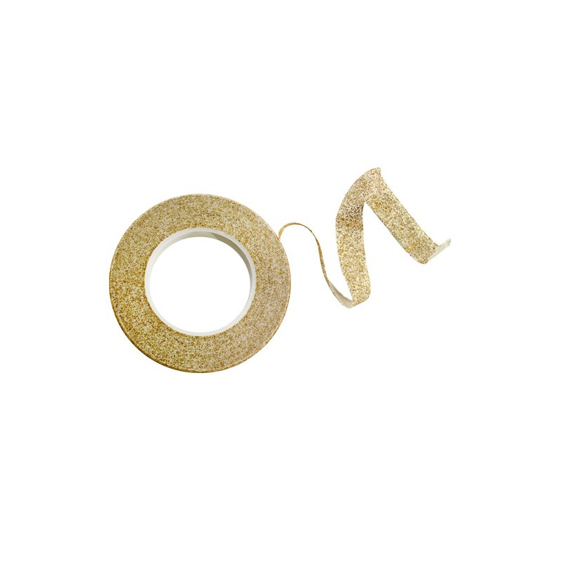 Cinta para forrar alambre de flores Oro PME