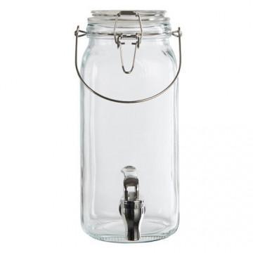 Dispensador con grifo 2 litros Iblaursen