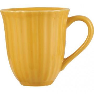 Taza con asa Amarillo Iblaursen