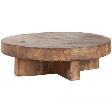 Tabla de madera redonda 22 cm Iblaursen