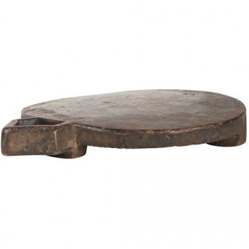 Tabla de madera redonda con flecha 24 cm Iblaursen