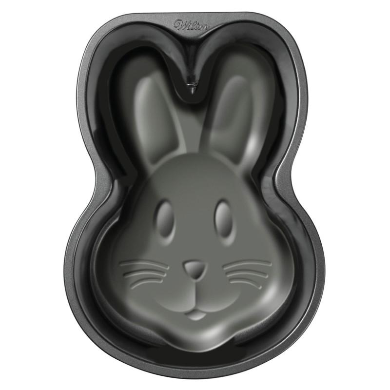 Molde de bizcocho Conejo Pascua Wilton