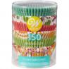Pack de 150 cápsulas de cupcakes Primavera Pascua Wilton