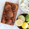 Molde bizcocho Citrus Blossom Loaf Pan Nordic Ware