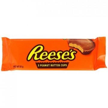 Pack de 3 Chocolatinas Grandes Reese´s