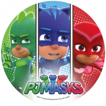 Oblea comestible PJ Masks 1 Modecor