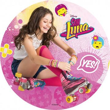 Oblea comestible Soy Luna 1 Modecor