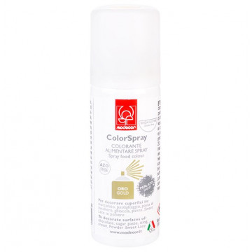 Spray Oro 50 ml Modecor