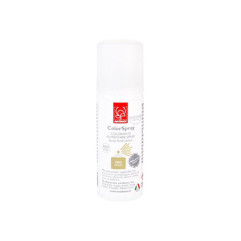 Spray Oro 50 ml Modecor
