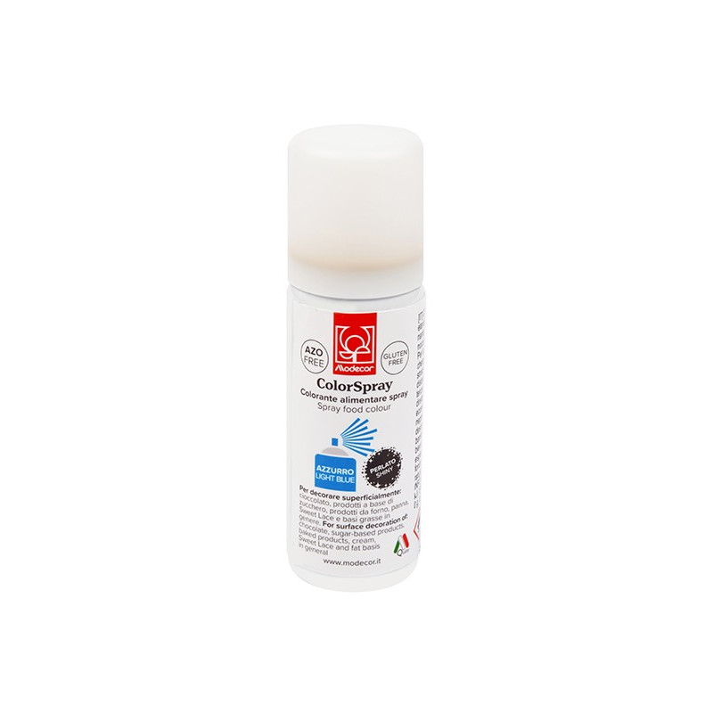 Spray Azul Metalizado 50 ml Modecor