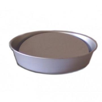 Molde de tarta tipo Pie con base desmoldable 24 x 4 cm