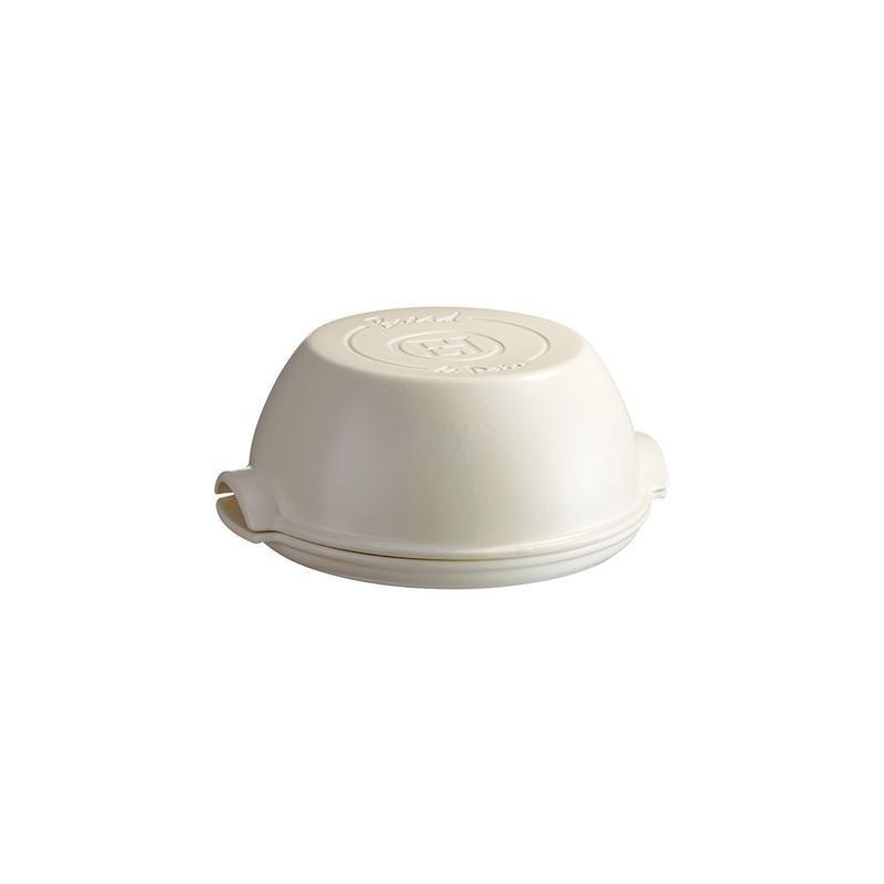 Molde de horno para Pan redondo Crema Emile Henry