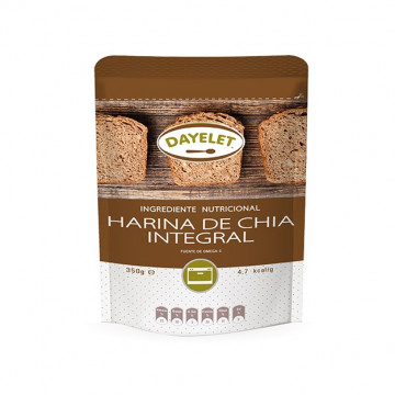 Harina de Chia Integral 350 gr Dayelet
