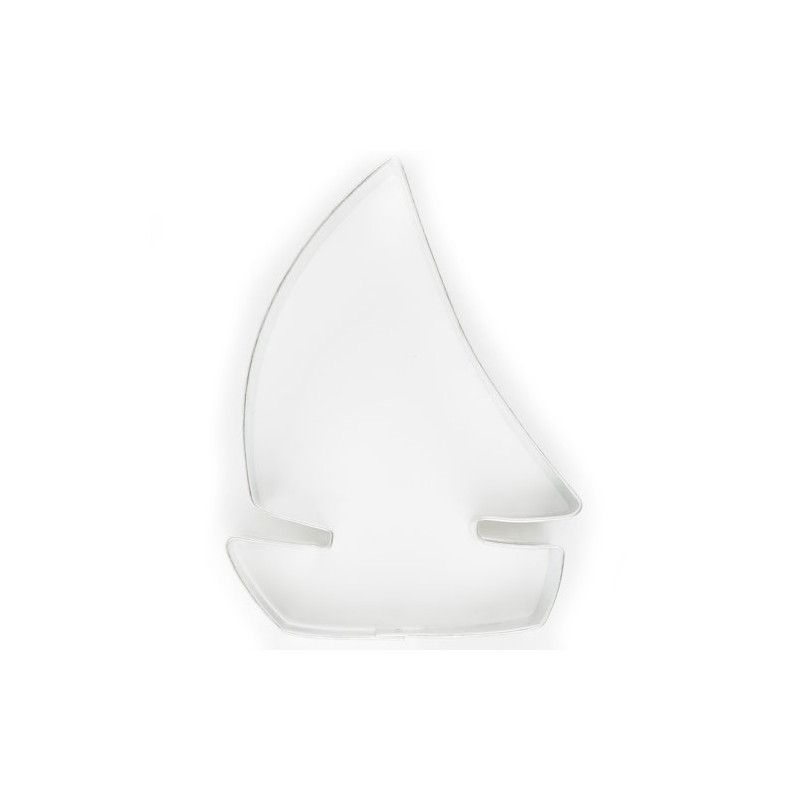 Cortante de Galleta Barco de Vela 7 cm