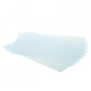 Pack 5 planchas de acetato 30 x 50 cm Decora Italia