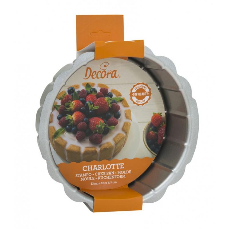 Molde Bundt Cake Charolotte Decora Italia