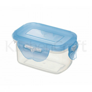 Tupper con tapa rectangular 180 ml Pure Seal Kitchen Craft