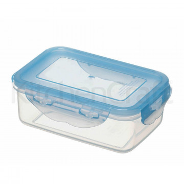Tupper con tapa rectangular 450 ml Pure Seal Kitchen Craft