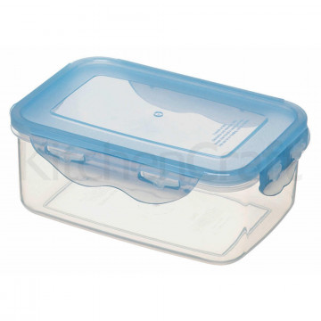 Tupper con tapa rectangular 1 L Pure Seal Kitchen Craft