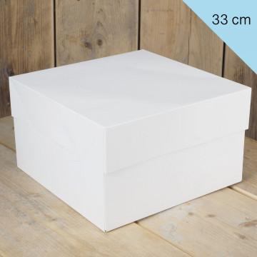 Caja para tarta 33 cm Funcakes