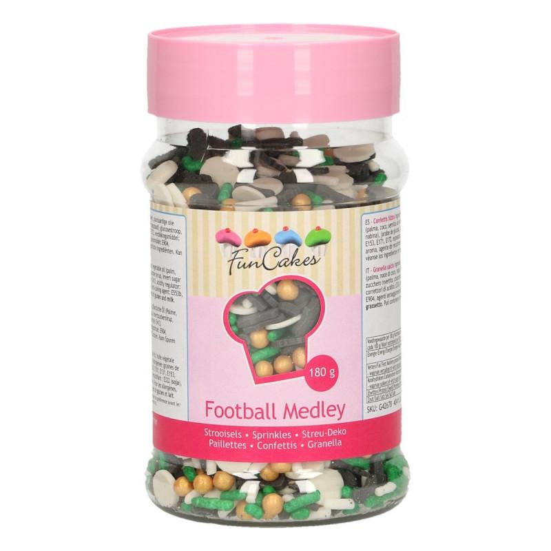 Sprinkles Fútbol 180 gr Funcakes