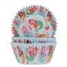 Cápsulas de cupcakes Sirenas House Of Marie