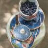 Bandeja ovalada de 33 cm Spring to Life Azul Pip Studio