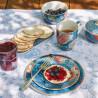 Taza con asa mediana Spring to Life Azul Pip Studio
