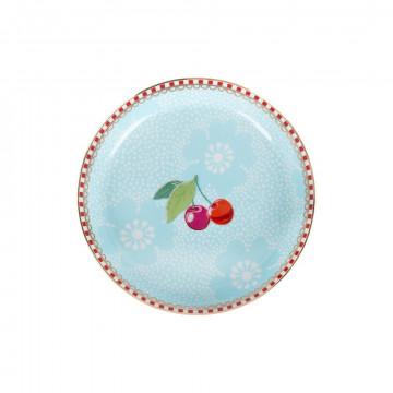 Plato de cerámica mini Floral Azul Pip Studio