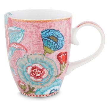 Taza con asa Spring to Life Rosa Pip Studio