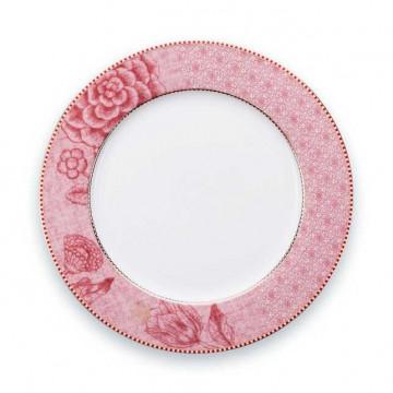 Plato de cerámica de 26 cm Spring to Life Rosa Pip Studio