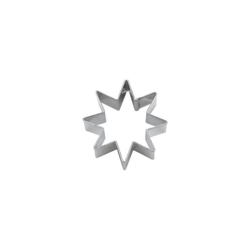Cortante galleta Sol / Estrella