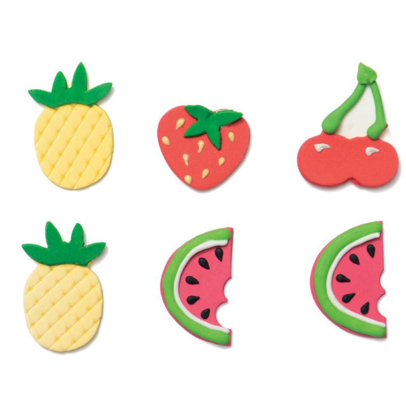 Decoraciones comestibles FrutasDecora Italia