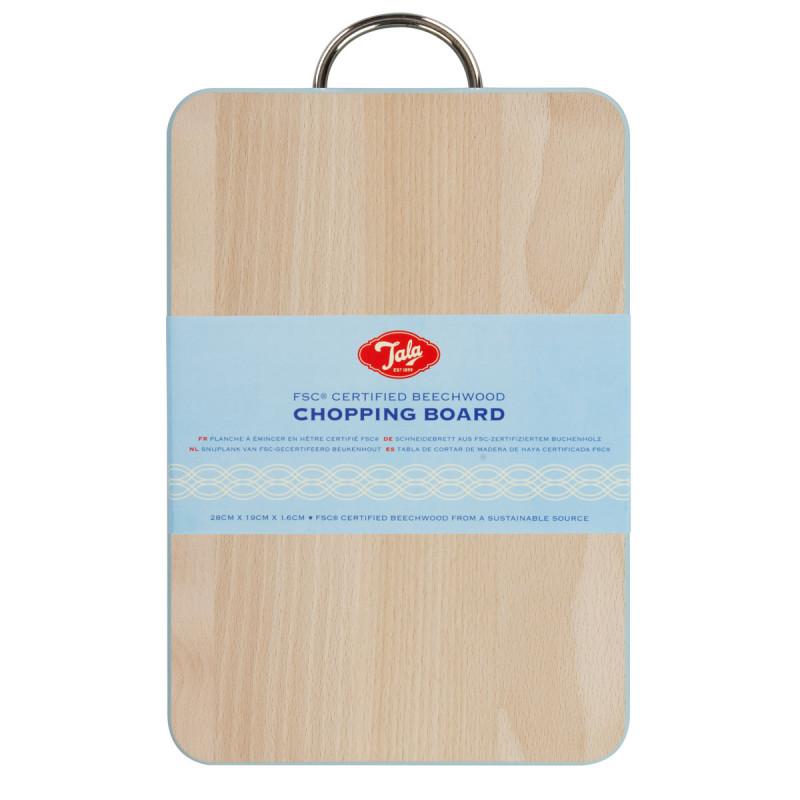 Tabla de madera para cortar Tala
