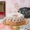 Molde redondo Bundt Cake Geometrico Kaiser