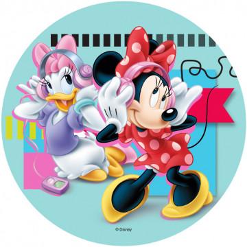 Oblea comestible Minnie y Daisy Modecor