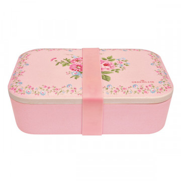 Caja de Melanina Lonchera Marley Pale Pink Green Gate