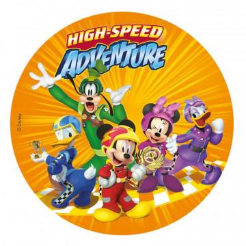 Oblea para tarta Mickey y sus amigos Dekora[CLONE]