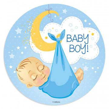 Oblea comestible Bebe Niño 1