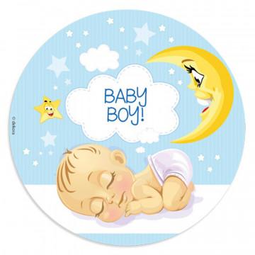 Oblea comestible Bebe Niño 2