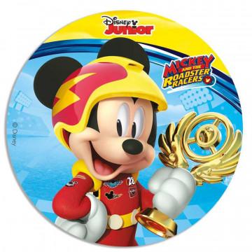 Papel de azúcar 16 cm Mickey Dekora