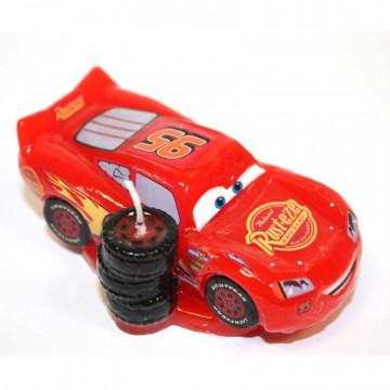 Vela de Rayo McQueen Cars Dekora