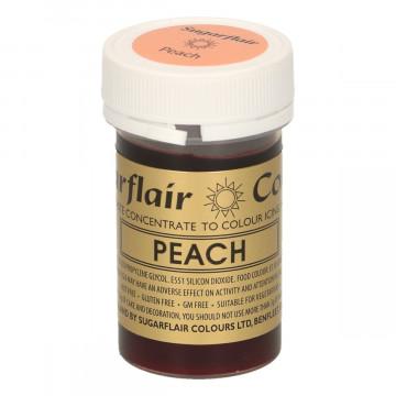 Colorante en pasta Melocotón Peach Sugarflair