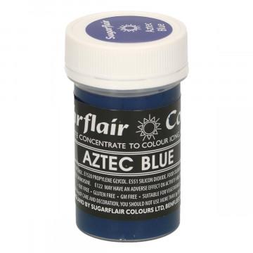 Colorante en pasta Gama Pastel Azul Azteca Sugarflair